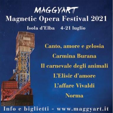 MAGNETIC OPERA FESTIVAL - Isola d'Elba 4- 21 luglio 2021