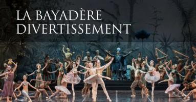 BAYADÈRE DIVERTISSEMENT (LA) - coreografia Marius Petipa (IN STREAMING)