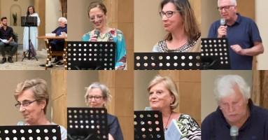 """Successo dei """"Poeti in Voce"""" alla Sede del Maharìa di Menfi"""