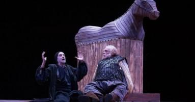 FALSTAFF E IL SUO SERVO - regia Antonio Calenda