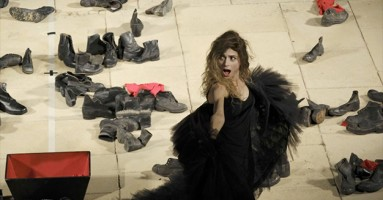 THE TROJAN WOMEN  - regia Theodoros Terzopoulos