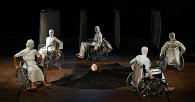 """ARMONIE D'ARTE FESTIVAL 2020 - """"I MESSAGGERI"""" di Emma Dante. -di Marco Ranaldi"""