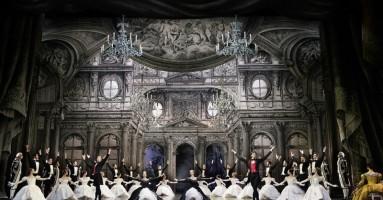 LE ROUGE ET LE NOIR - coreografia, scene e costumi Pierre Lacotte