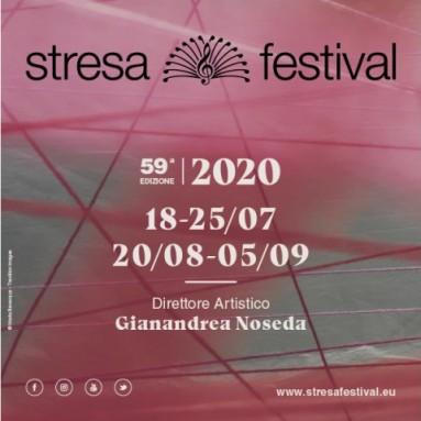 59° STRESA FESTIVAL 2020: dal 18 al 25 luglio e dal 20 agosto al 5 settembre 2020
