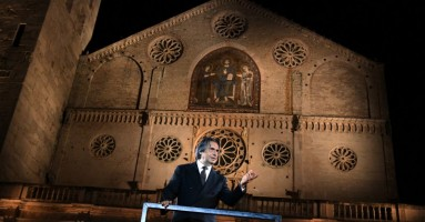 """SPOLETO, Festival dei Due Mondi 28 agosto 2020 - """"CONCERTO FINALE"""" direttore Riccardo Muti. -di Pierluigi Pietricola"""