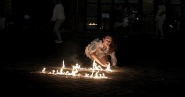 """IL CENTRO DELLE ARTI TEATRALI di Palermo. L'""""atto senza scopo"""" di un teatro di ricerca. -di Violante Valenti"""