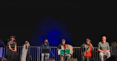 """OPERAESTATE FESTIVAL VENETO40: """"IL CANMINANTE: UN FILO D'ACQUA"""" con Mirko Artuso. -di Federica Fanizza"""