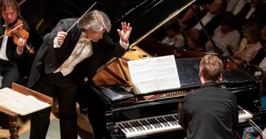SÜDTIROLFESTIVAL MERAN-MERANO 2019: Ion Marin direttore, Olli Mustonen pianoforte. -di Federica Fanizza