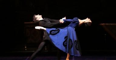 ONEGIN - coreografia John Cranko