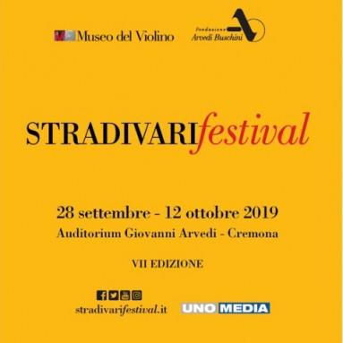 STRADIVARIfestival 2019 dal 28 settembre al 12 ottobre - I più grandi nomi del panorama musicale mondiale celebrano lo strumento simbolo di Cremona