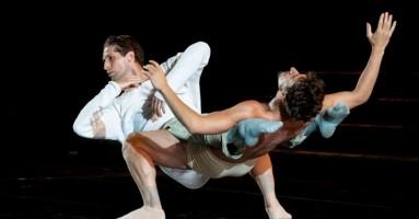 """45° Cantiere Internazionale d'Arte 2020. """"TRA CIELO E TERRA"""" Trittico di danza. -di Annamaria Pellegrini"""