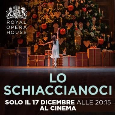 """Arriva al cinema il balletto di Natale per eccellenza: """"Lo Schiacchianoci"""" del Royal Ballet,  in diretta via satellite martedì 17 dicembre 2019 alle 20:15 nei cinema da Covent Garden"""