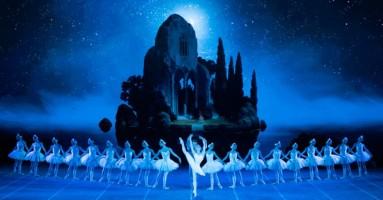 LAGO DEI CIGNI (IL) - coreografia Benjamin Pech da Marius Petipa e Lev Ivanov