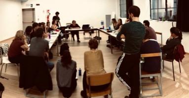 Aperte le iscrizioni per il corso di Perfezionamento attoriale Manifesto/Manifesti: per una poetica dell'azione. -di Nicola Arrigoni
